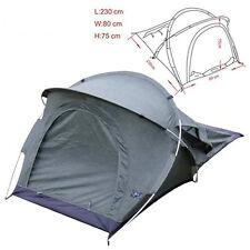 ultra leichtes Zelt Mini kleines Packmaß Motorrad-Urlaub Camping Trip Outdoor