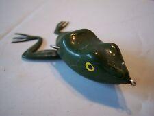 Vintgae 80's Top Water Frog Bait Fishing Lure