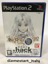 HACK INFECTION PART 1 - SONY PS2 PLAYSTATION 2 - NUOVO SIGILLATO ITA - NEW PAL