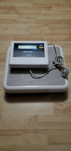 TANITA BWB-800A Digital Scale w/Remote Display - Tested/Working - 440lb or 200kg