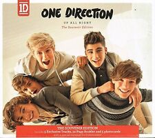 Up All Night One Direction Souvenir Edition 32 p book 5 Photo 5xtr tracks sealed