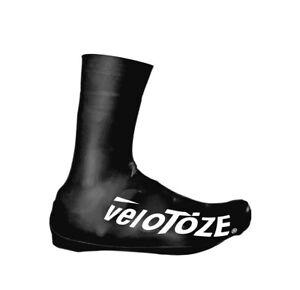 VeloToze Tall 2.0 Waterproof Aero Overshoe - Black