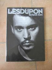 livre de photographies portraits cinéma LESDUPON de patrick swirc 1999