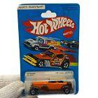 Vintage 1979 Hot Wheels 31 Doozie Orange Brown Die-Cast Metal Car #9649