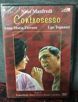 Controsesso (1964) DVD Nuovo Sigillato nino Manfredi Ferreri Castellani Rossi