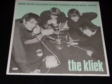 33 TOURS LP - THE KLIEK - WHEN FATHER WAS AWAY ON BEAT... - 1988 - DEDICACE