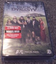 Duck Dynasty Season One COMPLETE 3 DVD SET SEALED NM ITEM