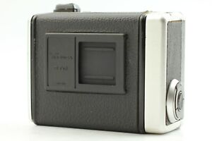 [ Exc++++] Bronica ETR 120 Film Back Holder Silver For ETR ETRS ETRSi From JAPAN