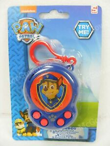 Paw Patrol Bag Buddy, With Sounds, Blue Chase