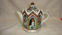 Vintage Novelty Sadler Teapot / Tea Pot - Duke Of Wellington Battle Of Waterloo