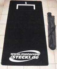 Motorrad Teppich, Boxenteppich
