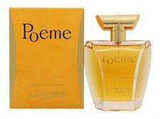 LANCOME POEME EAU DE PARFUM 100ML SPRAY - WOMEN'S FOR HER. NEW. FREE SHIPPING