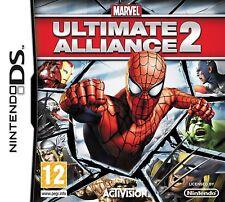 Marvel Ultimate Alliance 2 (DS)