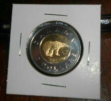 CANADA 2001 TOONIE 2 DOLLAR COIN