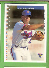 1995 AUSTRALIAN BASEBALL CARD #73  RICHARD  BUCKTHORPE, MELBOURNE  MONARCHS