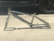 Vintage Old Mid School BMX Haro BFD Shedder Frame Fork Headset FREESTYLE