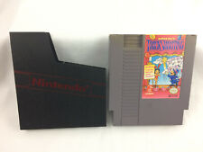 Nintendo (NES) Barker Bill's Trick Shooting Cartridge w/ Sleeve Case - USED -