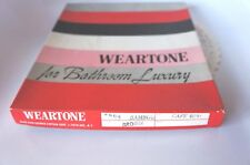 Vintage Weartone Plastic Cafe Curtains And Valance For Bathroom