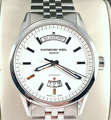 Raymond Weil Freelancer Automatic Dress Mens Watch in Excellent Condition 2720