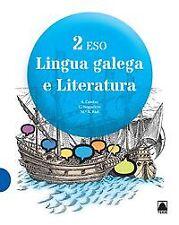 (G).(16).LINGUA GALEGA LIT. 2ºESO. NUEVO. Nacional URGENTE/Internac. económico.