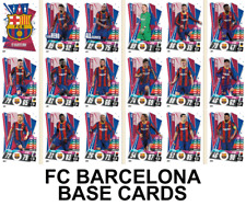 Match Attax Champions League 20/21 - FC Barcelona Base Cards