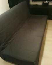 Fabric IKEA Solid Pattern Sofa Beds