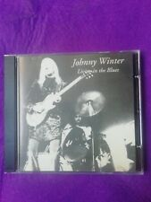 Johnny Winter ~ living in the blues CD
