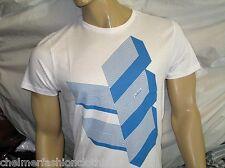 BNWT - GIO GOI Trivert  T-Shirt  White Medium