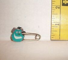 WALT DISNEY SAFETYPIN SAFETY MONSTERS INC SULLY TRADING PIN