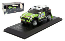 Ixo mini All4 racing winner dakar rally 2013-stephane peterhansel échelle 1/43
