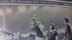 Everton v Birmingham City - 30 November 1974
