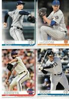 2019 Topps Series 1 Baseball You Pick/Choose the Card #101-200 Free Shipping