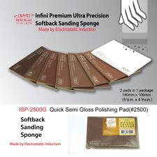 Softback Sanding Sponge - Quick Semi Gloss Polishing #2500 (2pads, 14 x 10.6cm)