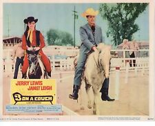 """Jerry Lewis Mary Ann Mobley 3 On A Couch Original 11x14"""" Lobby Card LC482"""