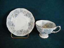Royal Albert Silver Maple Cup and Saucer Set(s)