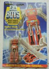 Gobots #32 Water Walk 1985 Tonka New on Card