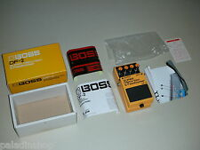 1980s Boss DF-2 Super Distortion & Feedbacker Made in Japan - w/ Box #473100