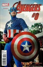 AVENGERS #0 COSPLAY 1:15 INCENTIVE VARIANT COVER