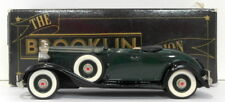 Brooklin 1/43 Scale BRK6A  - 1932 Packard Light 8 Convertible Coupe Green