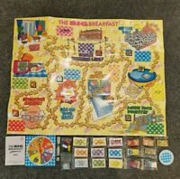 Crown Andrews THE BIG BREAKFAST Board Game Vintage Classic 1993 100% Complete