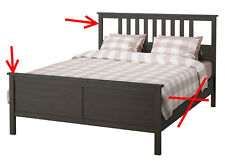 Hemnes Bett IKEA NEU OVP 180x200 schwarz