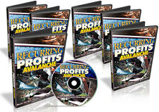 How To Create Residual Income With Membership Site- Video Tutorials on 1 CD