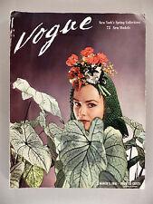Vogue Magazine - March 1, 1941