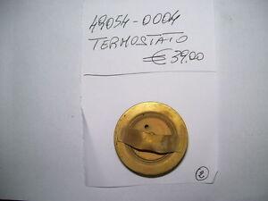 TERMOSTATO ORIGINALE KAWASAKI Z750 VN CLASSIC VOYAGER Z100 NINJA 49054-0004