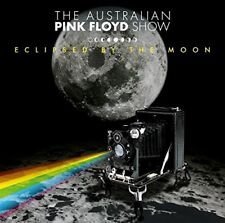 THE AUSTRALIAN PINK FLOYD SHOW - ECLIPSED BY THE MOON-LIVE IN GERMANY 2 CD NEW+