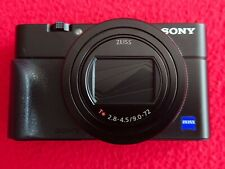 Sony DSC-RX100M6 20,1MP 4K Video 24-200mm Objektiv