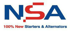 NSA ALT-1306C Alternator NOS