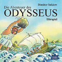 DIMITER INKIOW - ODYSSEUS  CD NEW