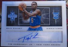2013-14 Panini Innovation Rookie Tim Hardaway JR. Main Ex Auto RC #/299 Knicks
