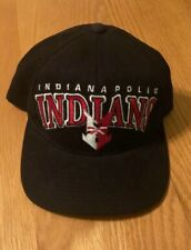 Vintage Starter MILB Indianapolis Indians Minor League Baseball Snapback Hat